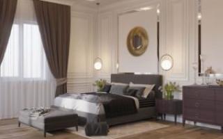 Спальный угловой гарнитур: особенности и достоинства