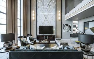 Эксклюзивный дизайн интерьера домов