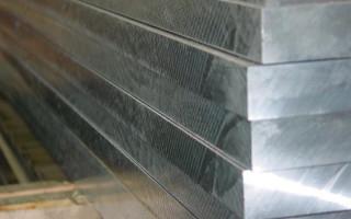 Алюминий – важный строительный материал