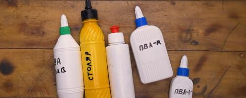 Клей ПВА-М (Супер), инструкция и технические характеристики